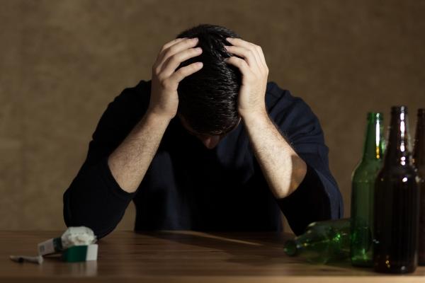 Αλκοόλ υποτροπή και πόθους